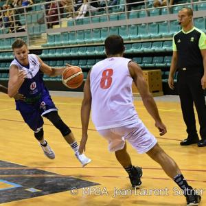 Quentin Diehl MBPA Basketball Alsace